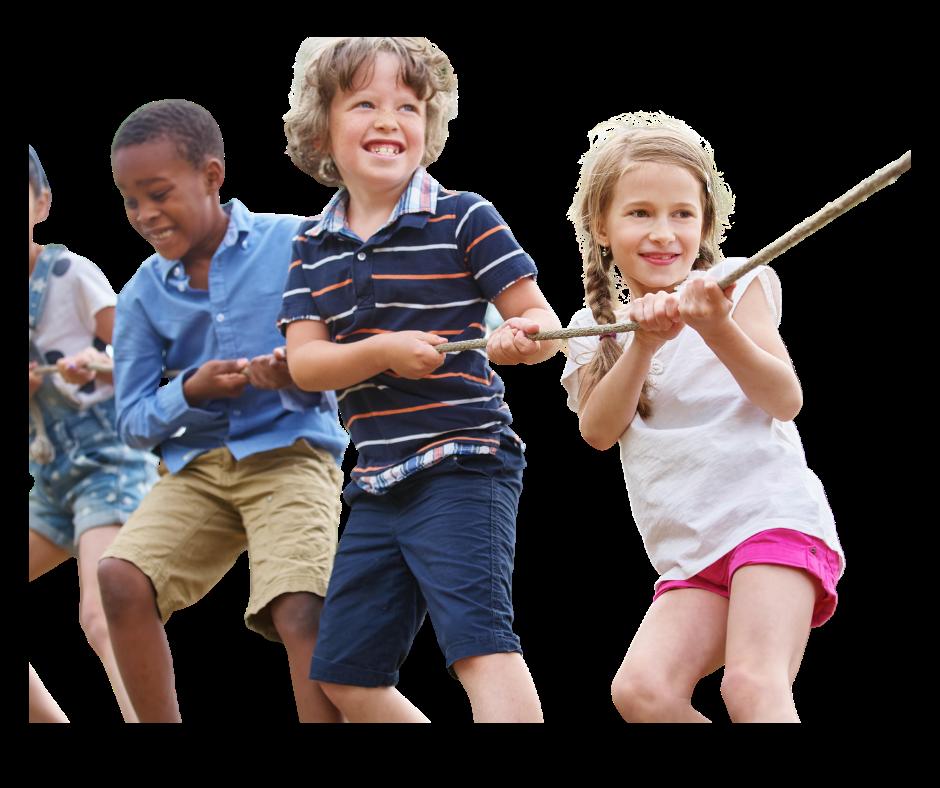 Confiance-en-soi-Concentration-Socialisation-Maitrise-de-soi-Osseux-et-musculaire chez l'enfant
