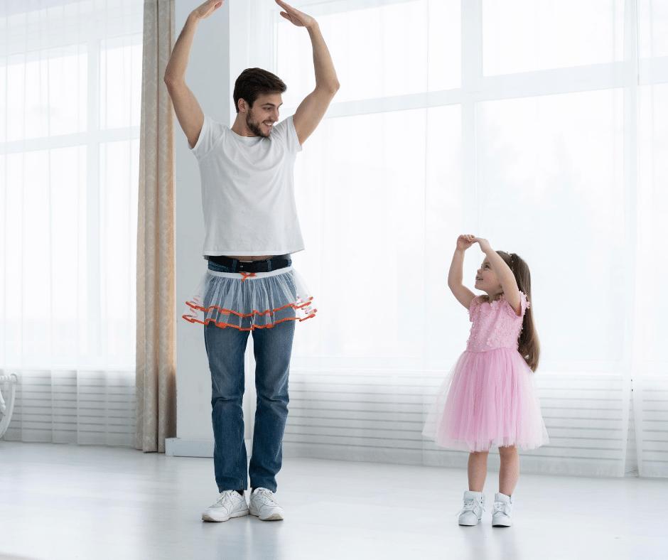 Danser à la maison