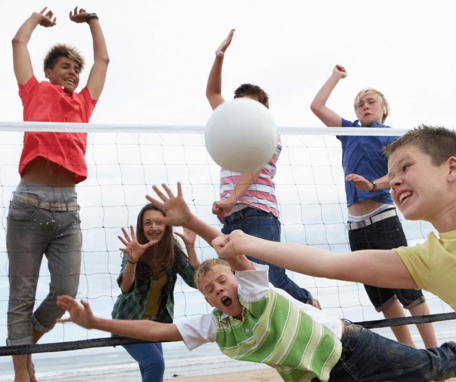 Le Beach-volley