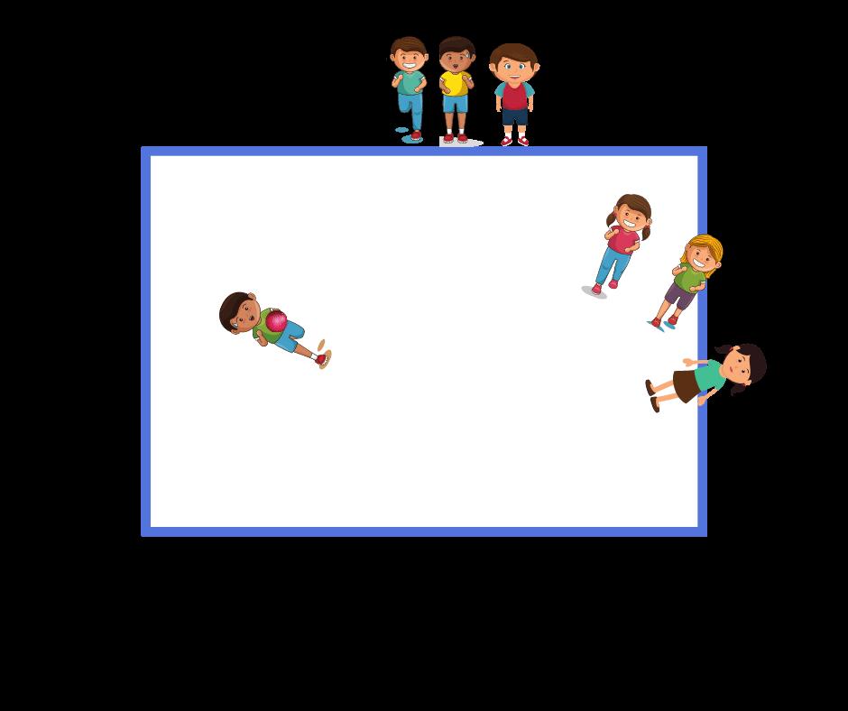 Jeux de ballons : Le lutin